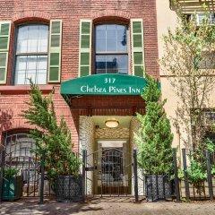 Отель Chelsea Pines Inn США, Нью-Йорк - отзывы, цены и фото номеров - забронировать отель Chelsea Pines Inn онлайн спортивное сооружение