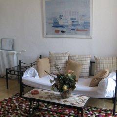 Отель Hôtel Villa la Malouine комната для гостей