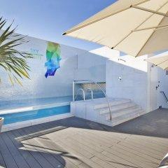 Отель White Lisboa Лиссабон бассейн фото 2