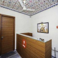 Отель OYO 18308 Kishanpur Haveli интерьер отеля фото 2