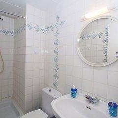 Отель Ahinoa Испания, Курорт Росес - отзывы, цены и фото номеров - забронировать отель Ahinoa онлайн ванная