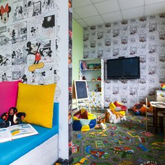 Гостиница Рубель детские мероприятия