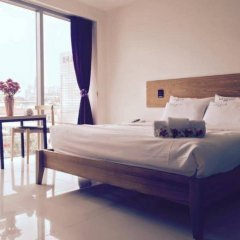 Отель Lavilla Hotel Южная Корея, Сеул - отзывы, цены и фото номеров - забронировать отель Lavilla Hotel онлайн комната для гостей фото 2