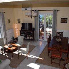 Апартаменты Garitsa bay Apartment комната для гостей фото 5