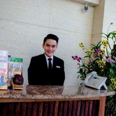 Papaya Saigon Central Hotel интерьер отеля фото 2