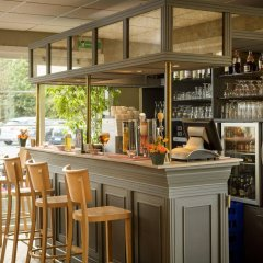 Campanile Hotel Brussel / Bruxelles - Vilvoorde гостиничный бар