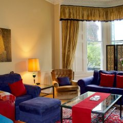 Отель Central 2 Bedroom Home in Edinburgh Эдинбург интерьер отеля
