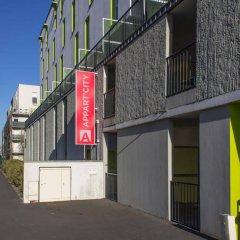 Отель Appart'City Confort Tours парковка