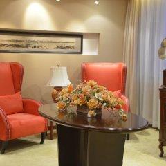 Отель Shanghai Airlines Travel Hotel Китай, Шанхай - 1 отзыв об отеле, цены и фото номеров - забронировать отель Shanghai Airlines Travel Hotel онлайн комната для гостей фото 11