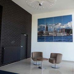Отель Hampton by Hilton Hamburg City Centre интерьер отеля фото 2