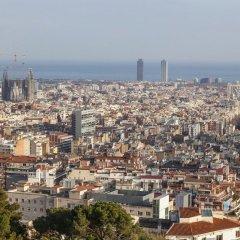 Отель Crowne Plaza Barcelona - Fira Center Испания, Барселона - 3 отзыва об отеле, цены и фото номеров - забронировать отель Crowne Plaza Barcelona - Fira Center онлайн городской автобус