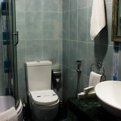Отель Vilesh Palace Hotel Азербайджан, Масаллы - отзывы, цены и фото номеров - забронировать отель Vilesh Palace Hotel онлайн ванная