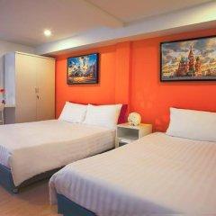 Отель Errday Guest House Бангкок комната для гостей фото 4