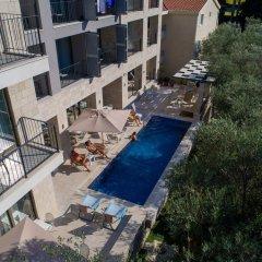 Отель Eleven Черногория, Петровац - отзывы, цены и фото номеров - забронировать отель Eleven онлайн балкон