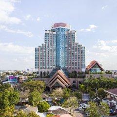 Отель Pullman Khon Kaen Raja Orchid Таиланд, Кхонкэн - отзывы, цены и фото номеров - забронировать отель Pullman Khon Kaen Raja Orchid онлайн приотельная территория