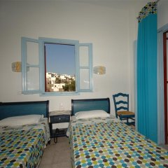 Hotel Psarou Beach комната для гостей фото 2
