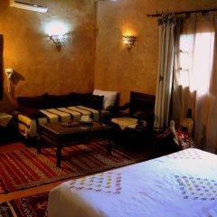 Отель Rose Noire Марокко, Уарзазат - отзывы, цены и фото номеров - забронировать отель Rose Noire онлайн комната для гостей