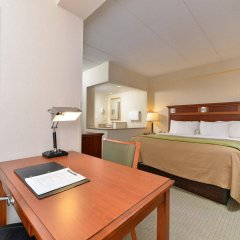 Отель Comfort Inn Washington Dulles International в номере