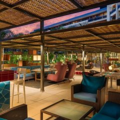 Aguas de Ibiza Grand Luxe Hotel гостиничный бар