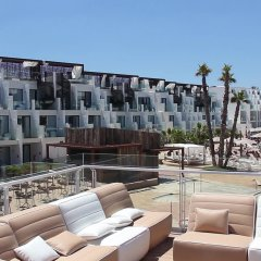 Hard Rock Hotel Ibiza пляж фото 2