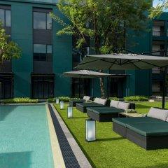 Отель Theatre Residence Таиланд, Бангкок - 1 отзыв об отеле, цены и фото номеров - забронировать отель Theatre Residence онлайн бассейн фото 3