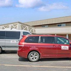 Отель Days Inn Elk Grove Village Chicago OHare Airport West городской автобус
