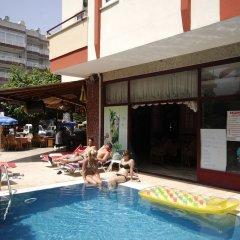 Angora Apart Hotel Турция, Аланья - отзывы, цены и фото номеров - забронировать отель Angora Apart Hotel онлайн бассейн фото 2