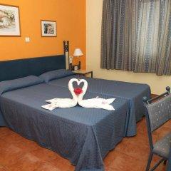 Отель Morasol Atlántico сейф в номере