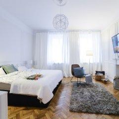 Отель Sparrow Old City Apartment Польша, Варшава - отзывы, цены и фото номеров - забронировать отель Sparrow Old City Apartment онлайн комната для гостей фото 3