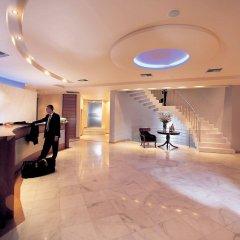 Dekelia Hotel интерьер отеля