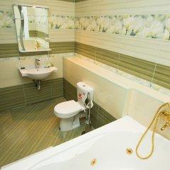 Гостиница Ханзер ванная