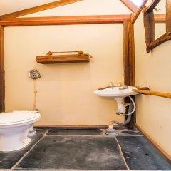 Отель Capital O 41974 Village Susegat Beach Resort Гоа ванная