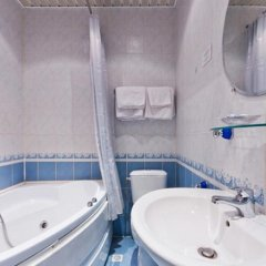 Гостиница Невский Экспресс Стандартный номер с двуспальной кроватью фото 28
