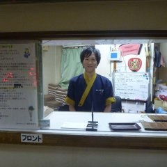 Отель New Tochigiya Япония, Токио - отзывы, цены и фото номеров - забронировать отель New Tochigiya онлайн интерьер отеля фото 2