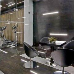 Отель Platinum Palace фитнесс-зал фото 4
