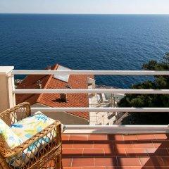 Отель Mare Хорватия, Дубровник - отзывы, цены и фото номеров - забронировать отель Mare онлайн балкон