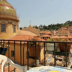 Апартаменты Apartment With one Bedroom in Nice, With Wonderful Mountain View, Furnished Balcony and Wifi Ницца фото 5