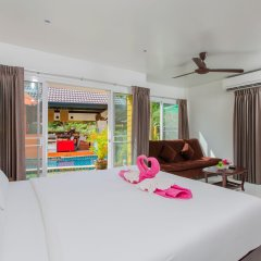 Отель Lemon Tree Naturist Phuket Niharn Beach комната для гостей фото 2