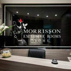 Отель Morrisson Hotel Италия, Рим - отзывы, цены и фото номеров - забронировать отель Morrisson Hotel онлайн интерьер отеля фото 2