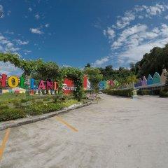Отель Holland Resort Phuket Таиланд, Пхукет - отзывы, цены и фото номеров - забронировать отель Holland Resort Phuket онлайн парковка