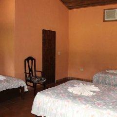 Hotel Finca El Capitan удобства в номере