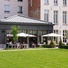 Hotel Dukes' Palace Bruges бассейн