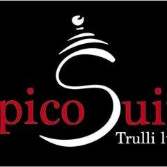 Отель Trulli Pietradimora B&B Альберобелло гостиничный бар