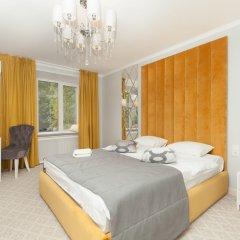 Апартаменты Kvart Boutique City комната для гостей фото 2