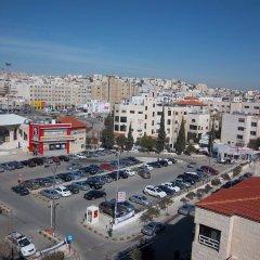 Отель AGHADEER Амман парковка