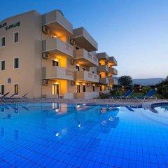 Апартаменты Cretan Family Apartments бассейн фото 2