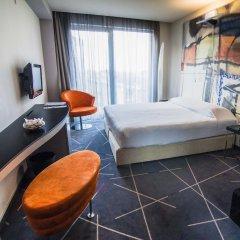 Zira Hotel Belgrade комната для гостей