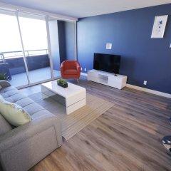 Отель Panoramic View Suites США, Лос-Анджелес - отзывы, цены и фото номеров - забронировать отель Panoramic View Suites онлайн комната для гостей фото 2