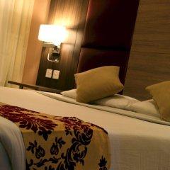 Отель Spark Residence Deluxe Hotel Apartments ОАЭ, Шарджа - отзывы, цены и фото номеров - забронировать отель Spark Residence Deluxe Hotel Apartments онлайн комната для гостей фото 5