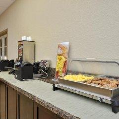 Отель Quality Inn Huntingburg питание фото 3